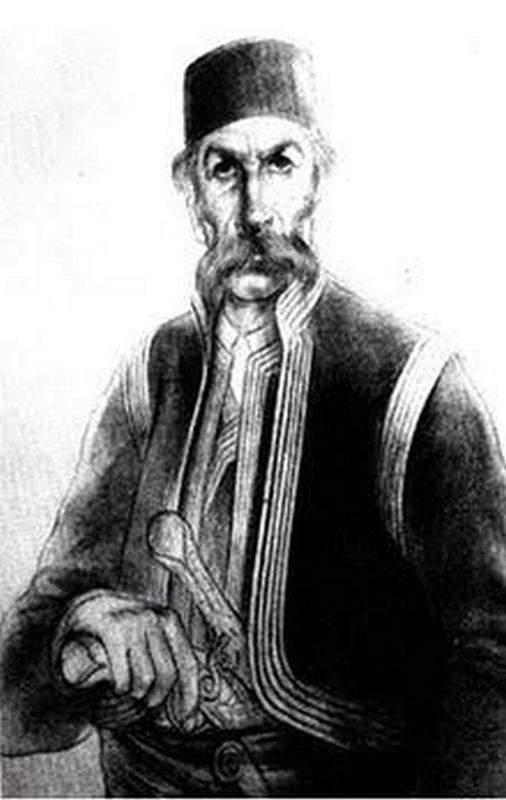 Znameniti Leskovčani XIX veka – knez Momir Stojanović i vojvoda Strelja Petrović