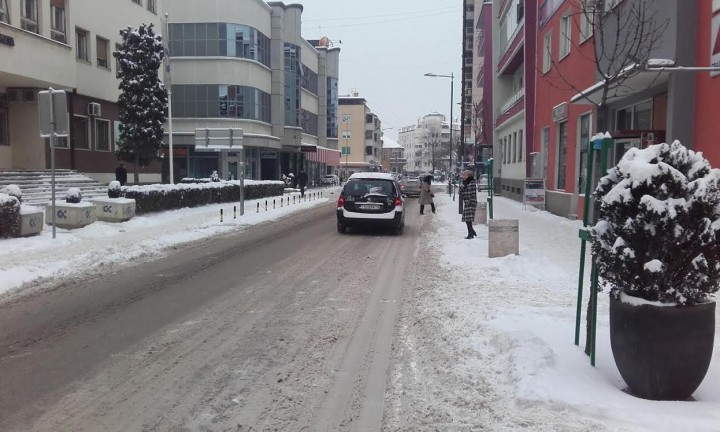 Izmena saobraćaja zbog dočeka Nove godine