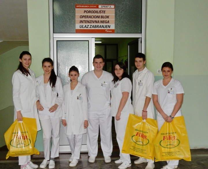 medicinska skola-ucenici-bolnica-donatori