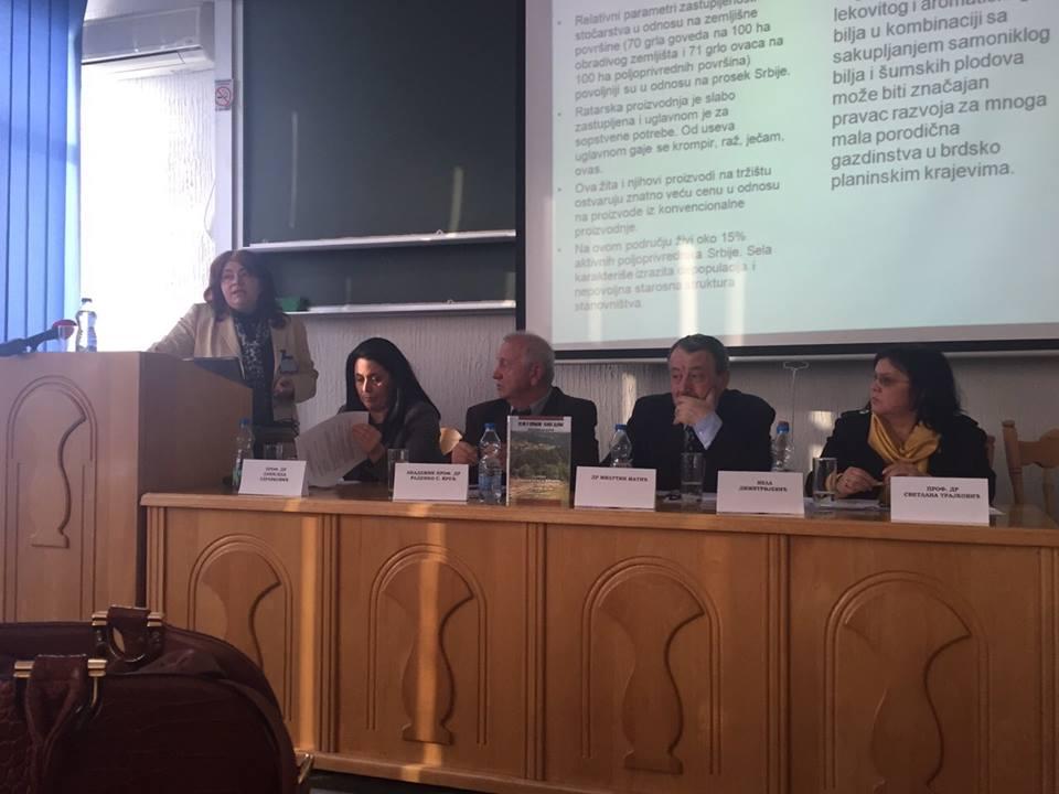 Završena naučna konferencija o selu