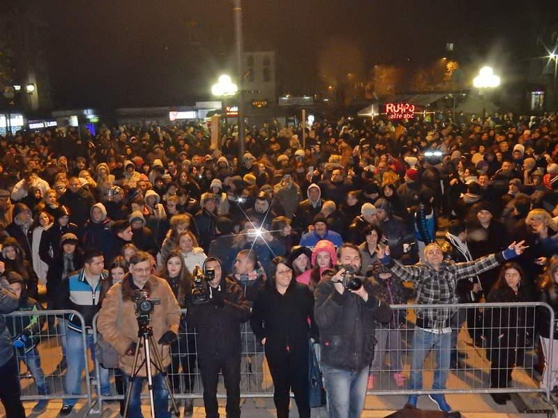 Ovako je isplanirana Novogodišnja noć u Leskovcu