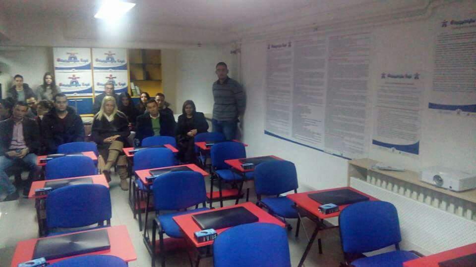 Za otvaranje Omladinskog kluba 1,2 miliona dinara