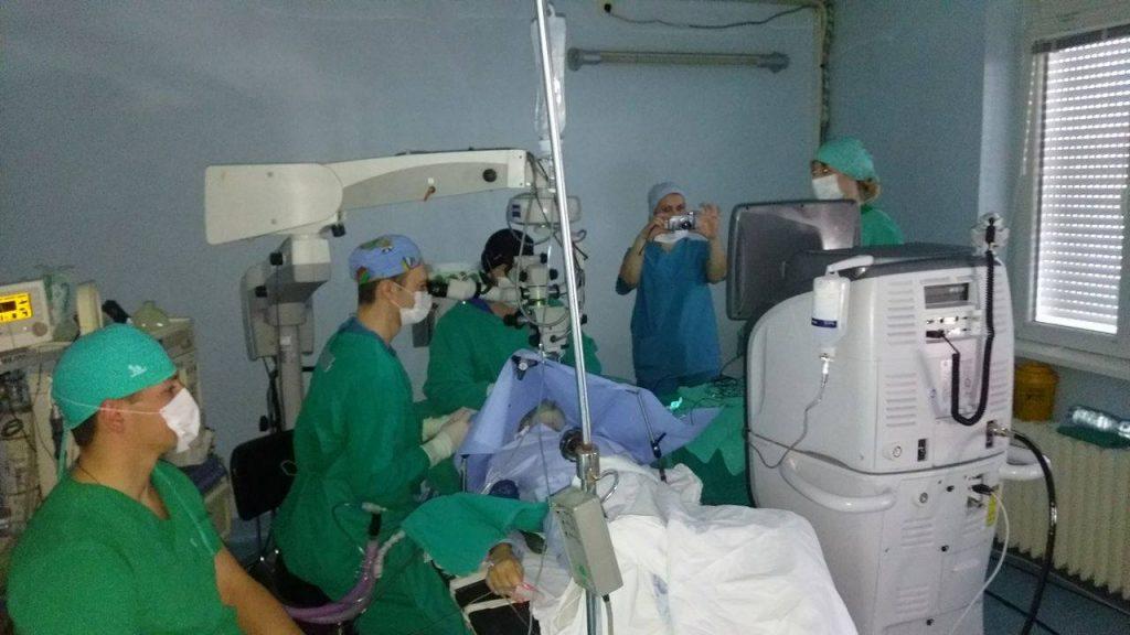 Novi aparati na očnoj klinici u Nišu skraćuju čekanje na operacije