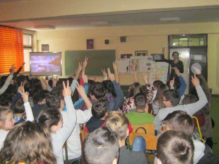Timovi školaraca u trci za 100.000 dinara