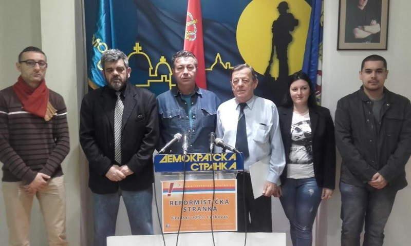 Grujica Ivković: Saša Stojanović kao gradonačelnik neće reketirati investitore