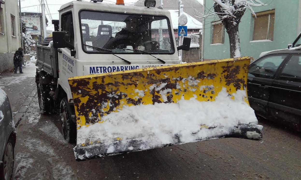 Putari u Nišu spremni za zimu