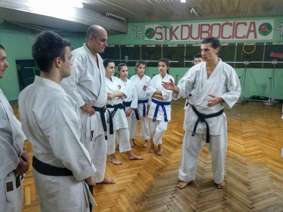 Leskovački karate klub učestvuje u izradi novog sportskog Zakona