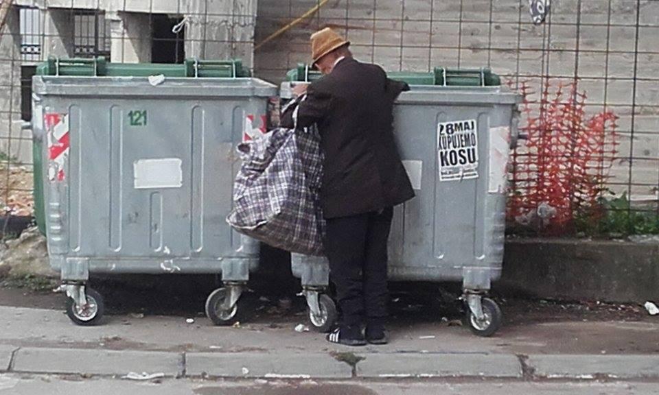 Oko 1,8 miliona građana živi bedno i ne može da da zadovolji osnovne egzistencijalne potrebe