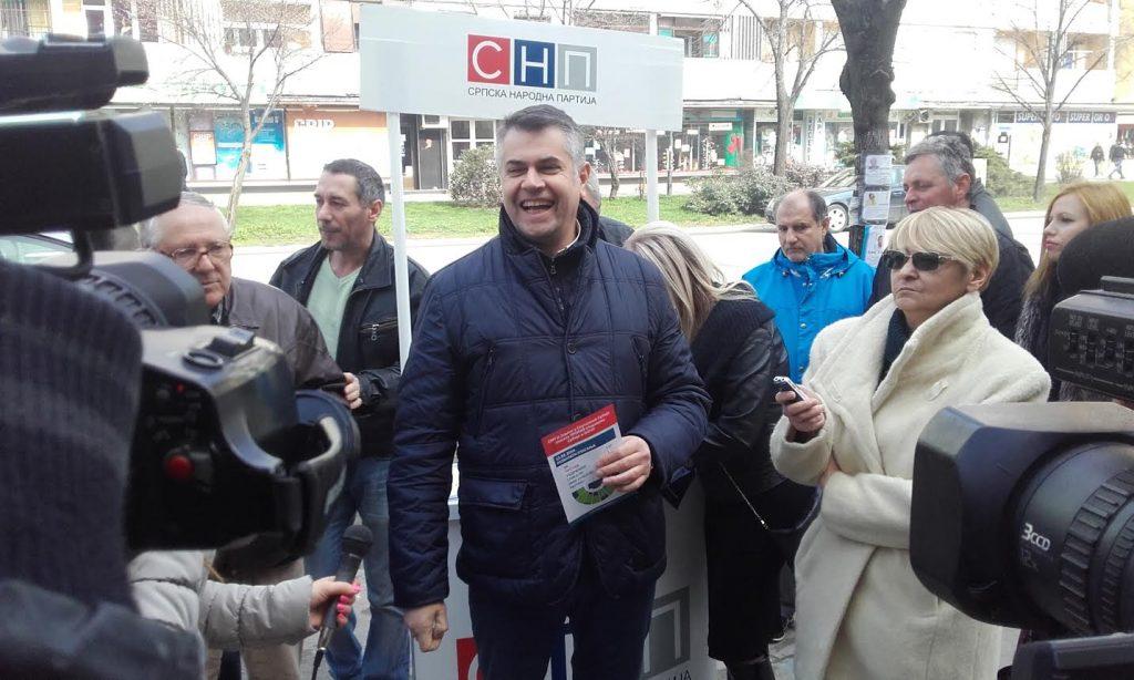 Lapsus Aleksandra Pejčića ili nostalgija za DSS-om? (VIDEO)