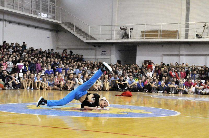 Deseta Božićna škola sportova u Pirotu