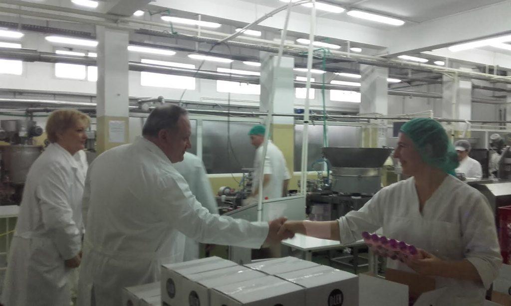 Cvetanović posetio DCP Hemigal