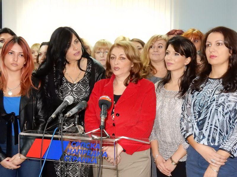 Forum žena: Mi smo moćne, uporne i požrtvovane