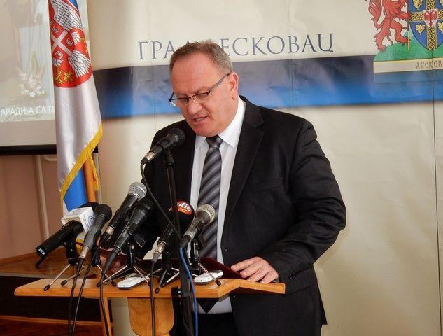 Cvetanović: Srbija i Leskovac su na dobrom putu (VIDEO)