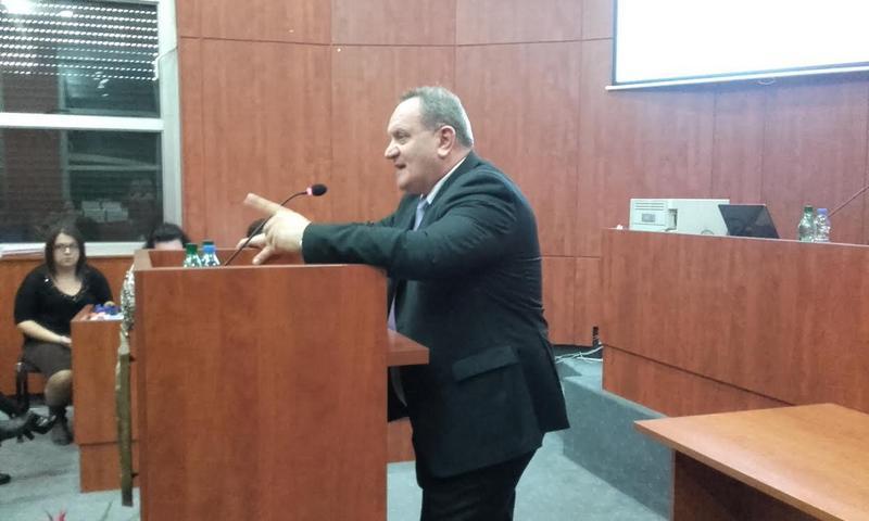Cvetanović: Jugmediu formirao DS – Ivanović: To je kleveta!