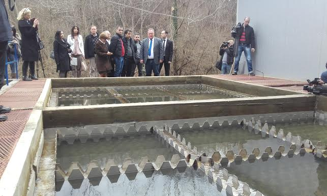 Obnovljeno postrojenje za prečišćavanje vode u Gradištu