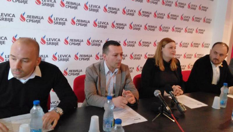 Levica Srbije izašla sa programom pred Vranjance