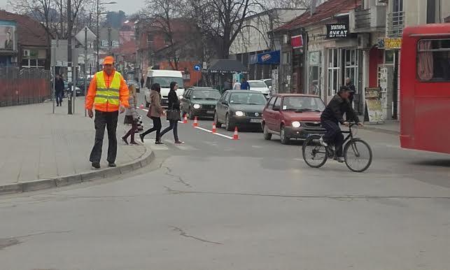 Obeležavanje pešačkih prelaza – 3. put