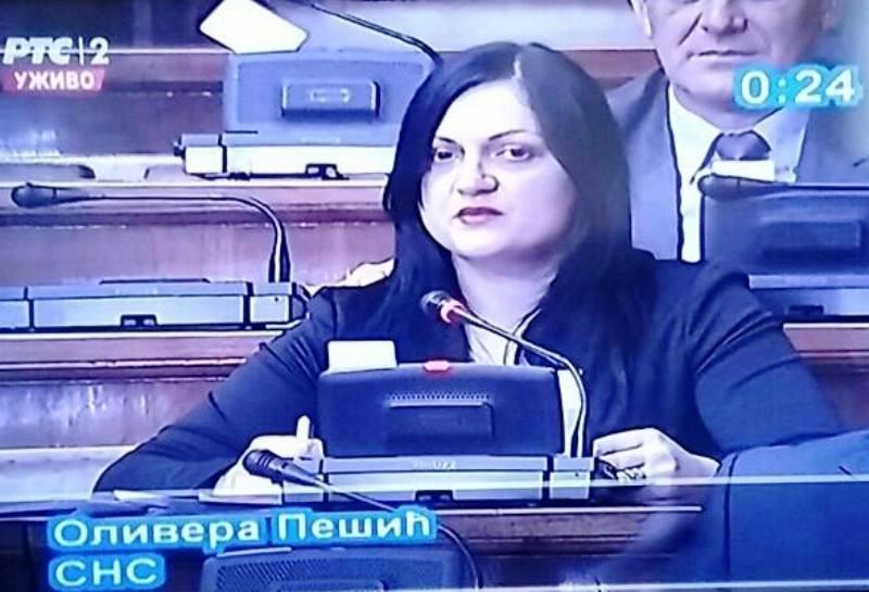 Olivera Pešić: Invalidima omogućiti pečat sa ličnim potpisom