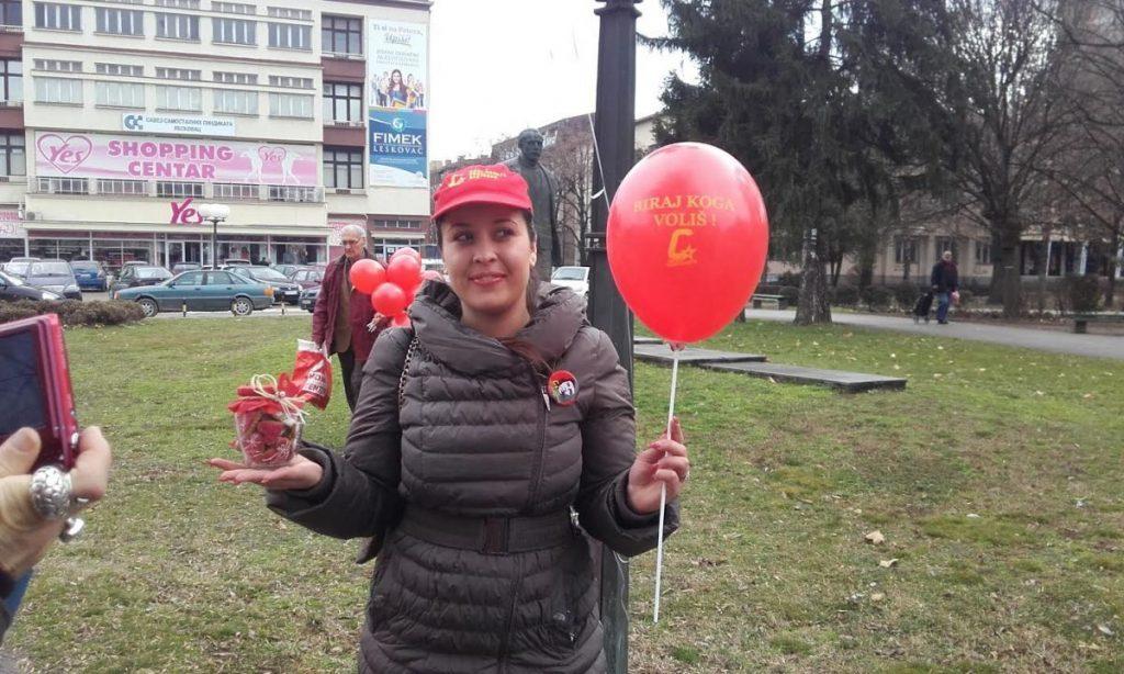 Pokret socijalista: Glasajte na izborima kao kada birate svoju ljubav