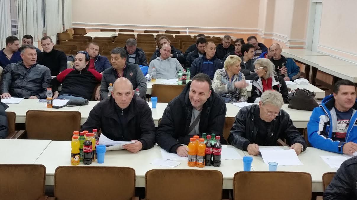 Ljubiša Stanković  i Zoran Tončić najuspešniji profesori fizičkog