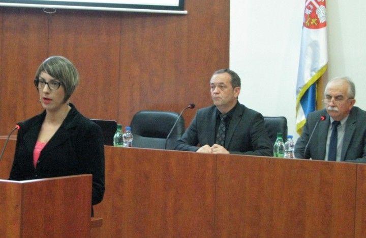Mirjana Perišić napustila Demokratsku stranku