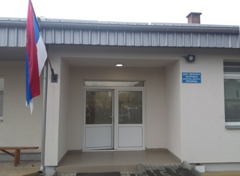 Opremljena nova ambulanta u Lipovici