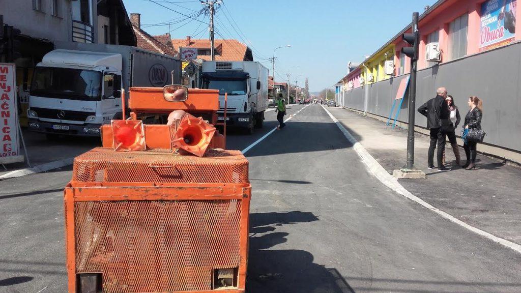 Novi izgled Ulice 28. marta