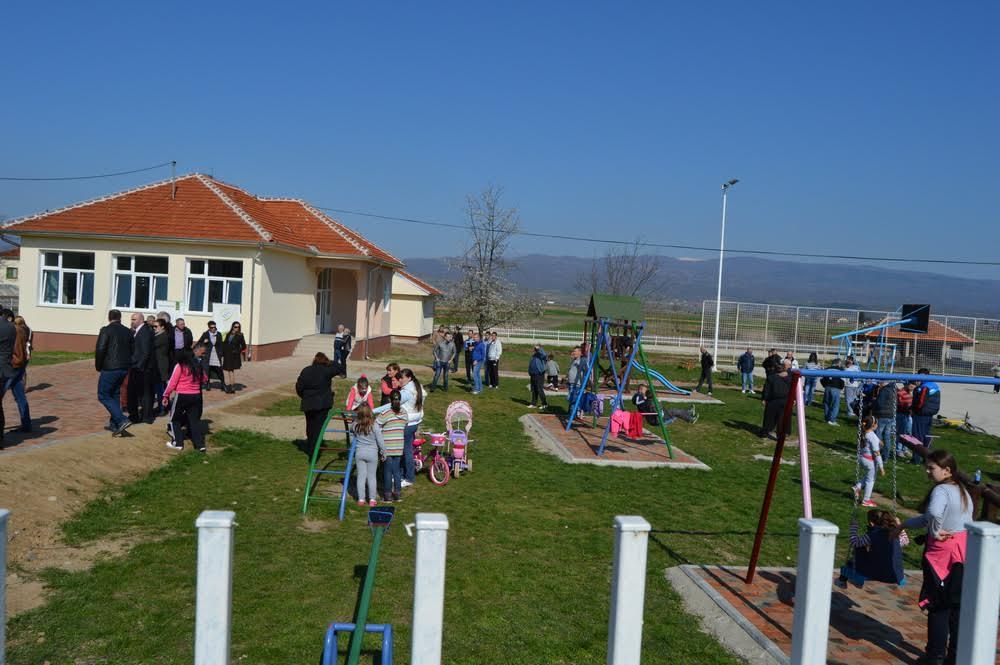 Energetski obezbeđena i škola u Čekminu