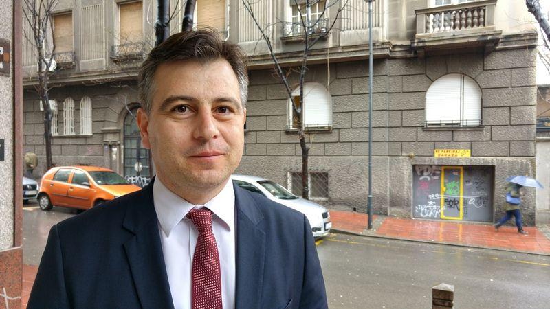Gradonačelnik Pirota na sastanku u američkoj ambasadi