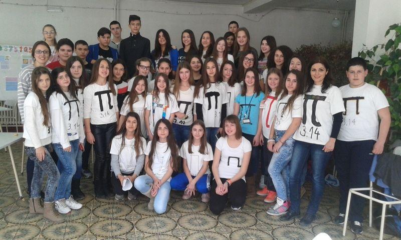Takmičenja i igre na Međunarodnom danu broja PI, pobednica Tea Ilijev