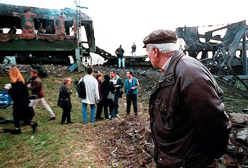 U Leskovcu poginulo 67 ljudi tokom NATO bombardovanja