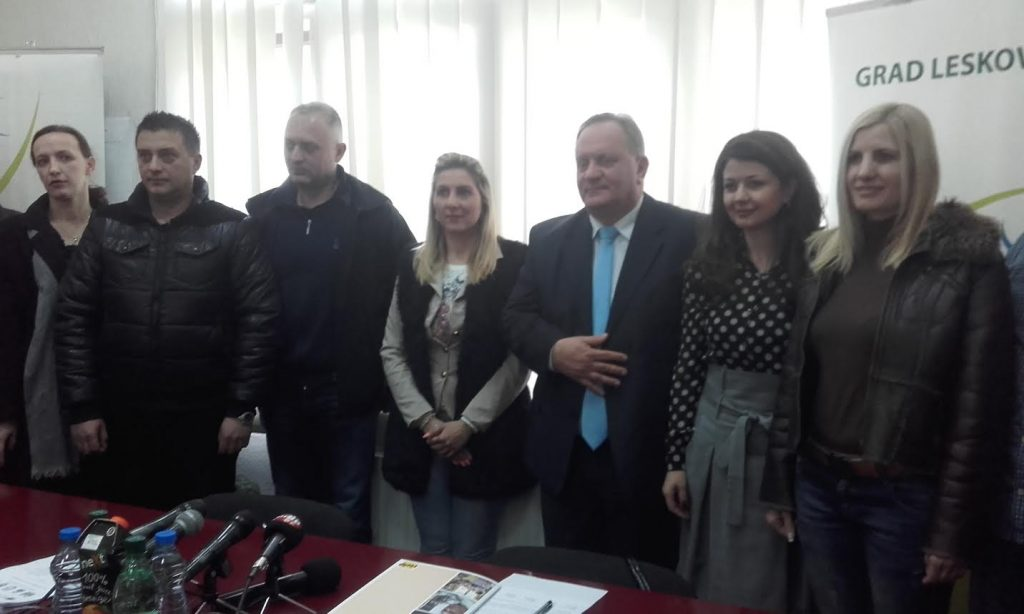 Leskovac dobio 12 novih privrednika