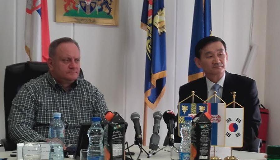 "POTPISAN UGOVOR – ""Jura"" gradi novu fabriku (VIDEO)"