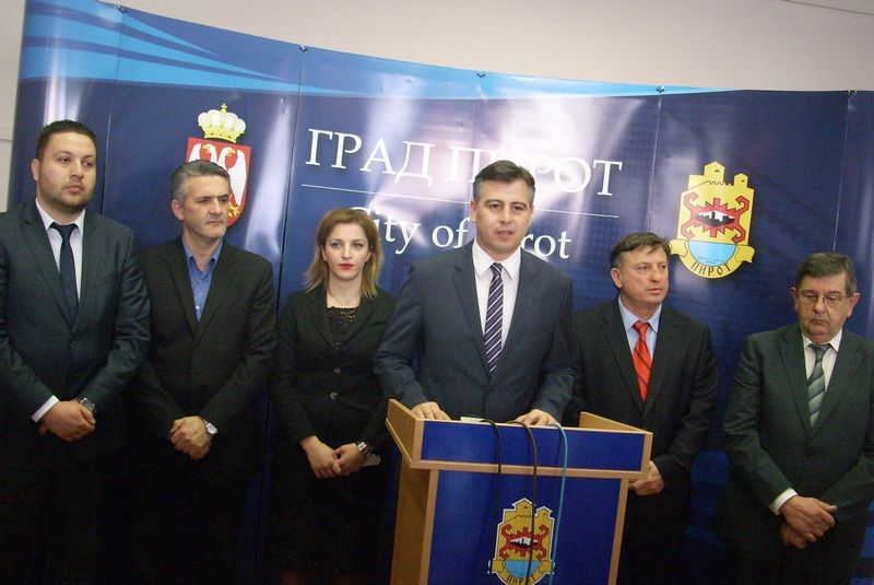 Vladan Vasić: Pirot grad da bude nosilac razvoja Srbije