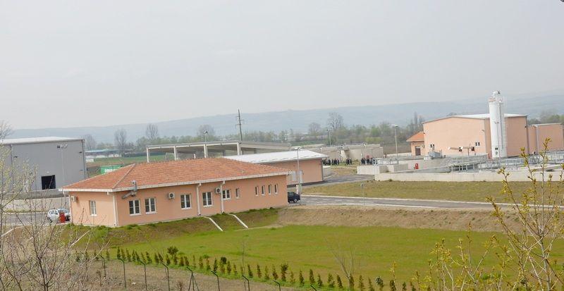 postrojenje otpadnih voda_leskovac