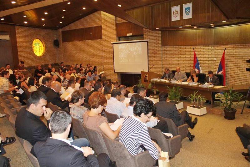 U Skupštini Vranja sutra pretresi o radu Gradskog veća, ustanova i preduzeća