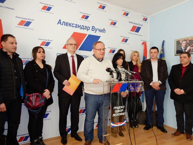 Aktivna Srbija u koaliciji sa SNS (VIDEO)