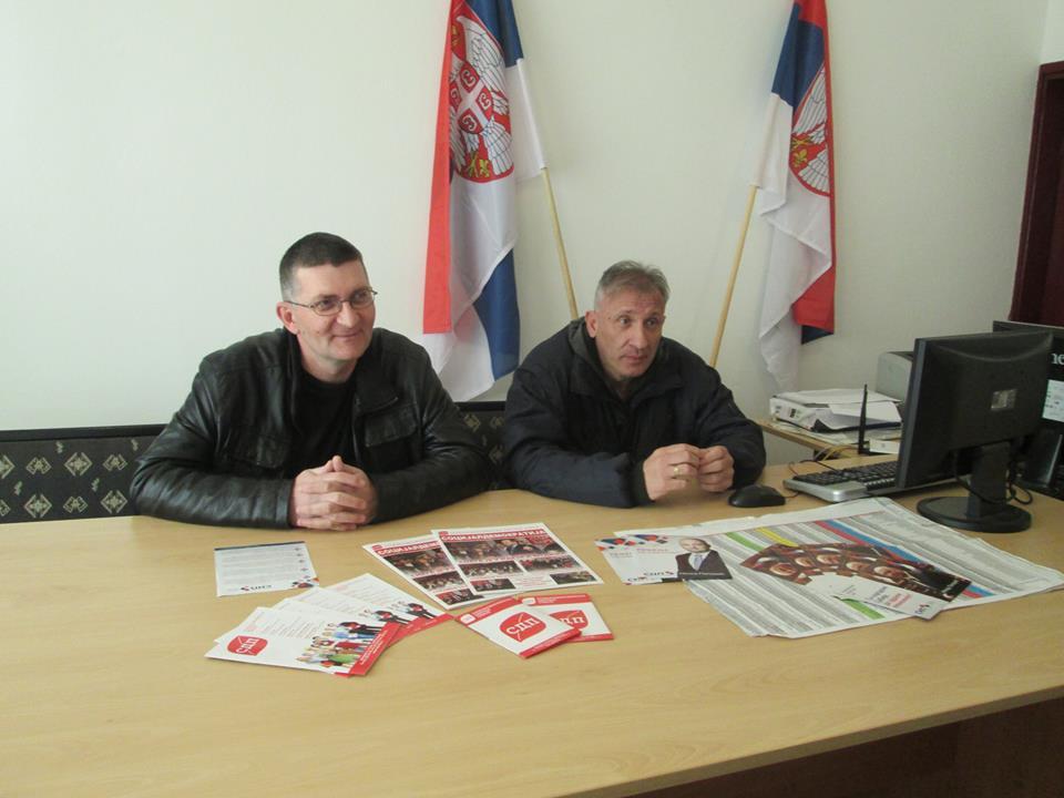 "Proglašena i lista ""Dr Spasić – (SDPS – SNP)"""