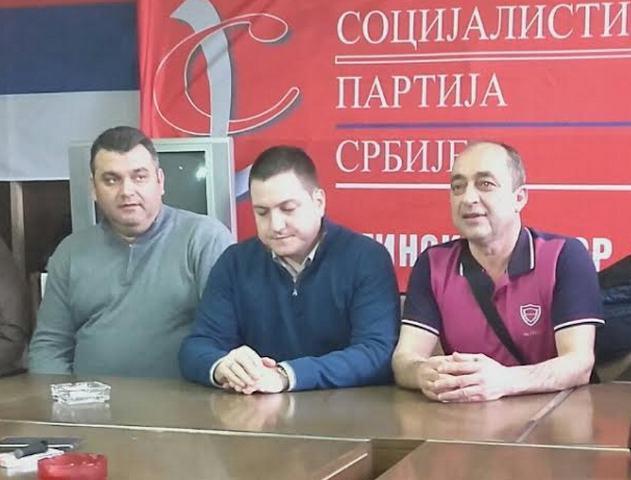 Socijalisti treći na izbornoj listi u Lebanu