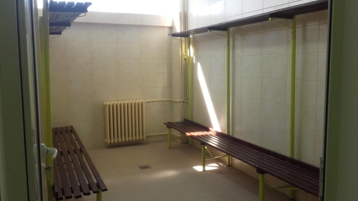 Renovirane svlačionice i bife u Hali sportova