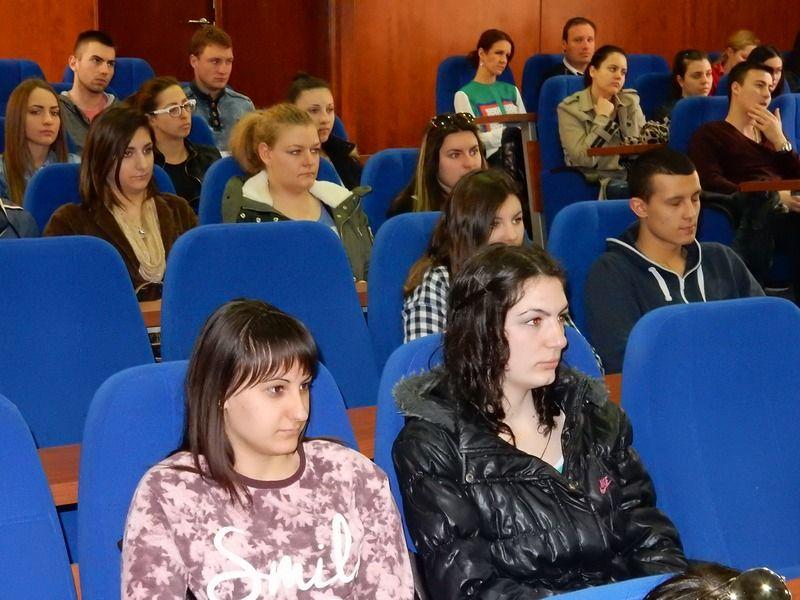 Studenti na stručnoj praksi u gradskim upravama