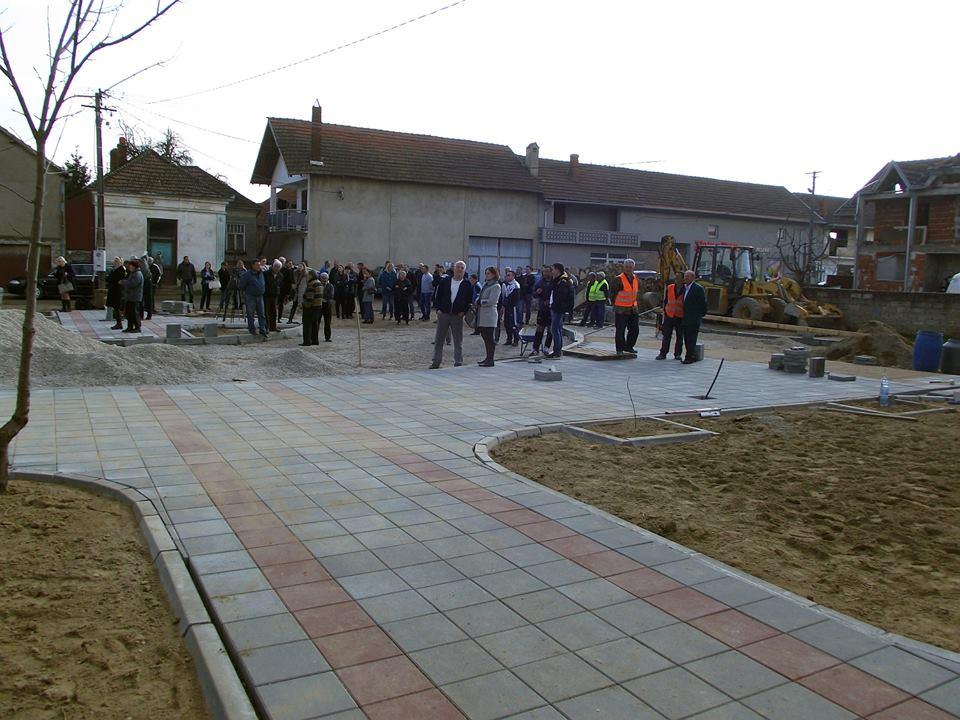 Turekovac dobija trg u centru sela