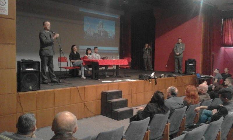 Promocija vojnih škola i Hanu