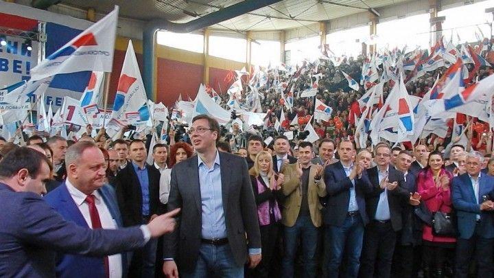 Vučićeva agenda za narednih nedelju dana – Oficirski dom privremeno sedište
