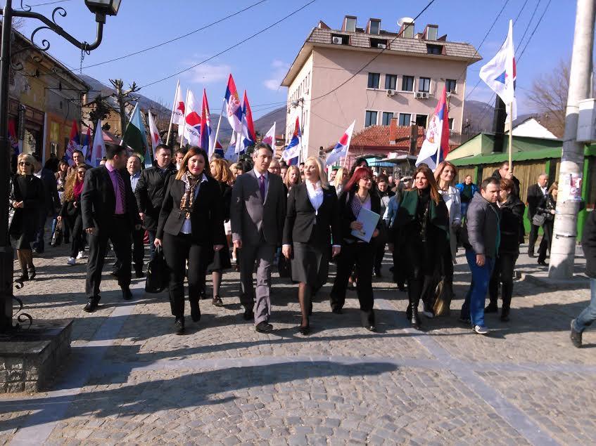 Mihaljovićeva kritikovala i gradonačelnika Vranja