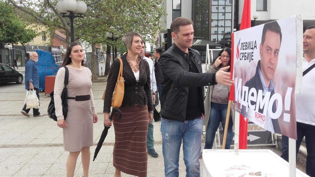Borko Stefanović: SNS nastavlja Dinkićevu politiku (VIDEO)