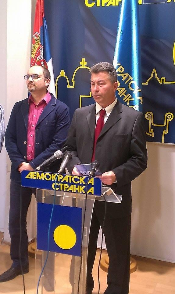 DS predlaže ukidanje plata gradskim većnicima!