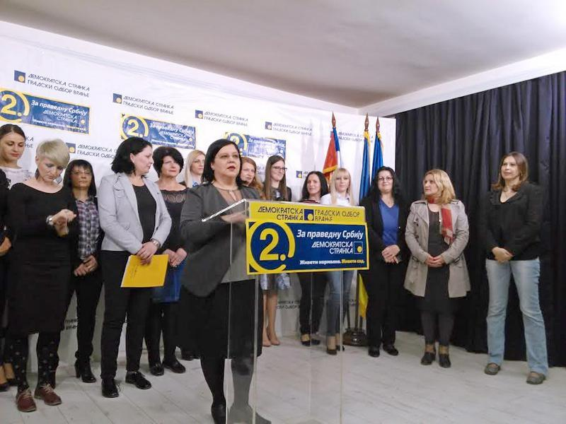 DS: Stati na put obezvređivanju žena