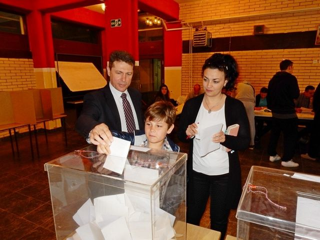 Glasao lider Dveri Predrag Mitrović