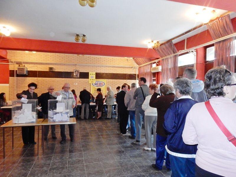 Izlaznost na birališta u šest opština Jablaničkog okruga
